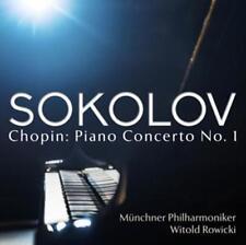 Rediscovered-Chopin Klavierkonzert 1 von Wi Rowicki,Grigory Sokolov,Münchner Philharmoniker (2016)