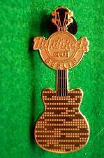 HRC Hard Rock Cafe Berlin Guitar Series 2012 Brown Beige LE250
