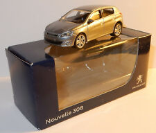 Norev 3 inches 1/54 Peugeot 308 Rouge Rubis 2013