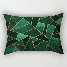 Vintage Geometric Sofa Cushion Cover Throw Pillow Case Decoration 30x50cm Cover