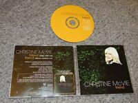 CHRISTINE McVIE Friend RARE U.S PROMO DJ CD Radio Edit+LP Version FLEETWOOD MAC