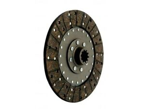 "CLUTCH MAIN PLATE (10"") FOR INTERNATIONAL B250 TRACTORS."