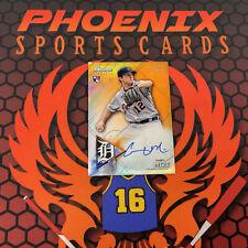 CASEY MIZE Orange Refractor Rookie Auto 27/75 2021 Bowman Sterling Baseball JK