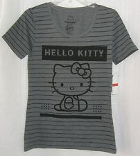 Hello Kitty LADIES TEE SCOOP NECK NICE GIFT FREE USA SHIPPING X SMALL XS