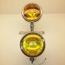 Vintage Chopper - Dual Headlight w/ Paughco Bracket