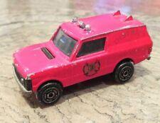 Majorette Range Rover Fire Sept Distrikt 3 - 216