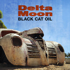 Blues CD Delta Moon Black Cat Oil