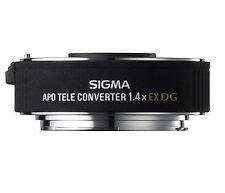 Sigma AF ex 1.4x Tele Converter Dg APO Lente Para Sigma DSLR (Reino Unido stock) Nuevo Y En Caja