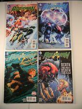Dc Comics Aquaman 50 51 51 John Romita Jr variant 52 Free Shipping