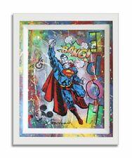 SUPERB WOLVERINE COMIC SUPERHERO CANVAS #1 QUALITY POP ART CANVAS PICTURE A1 A3