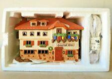 """Dept 56 """"Gasthof Eisl"""" Alpine Village Series .New In Box"""