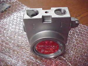 Procon STANDEX 105B240G31BC Pump, SS Body, 80 PSI, NEW OLD STOCK