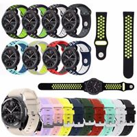 Silicone Sport Watch Strap Band for Samsung Gear S3 Classic / Frontier Bracelet