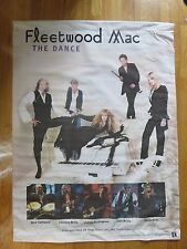 97 Fleetwood Mac Promo The Dance Concert Tour 48x36 Cloth Banner Stevie Nicks