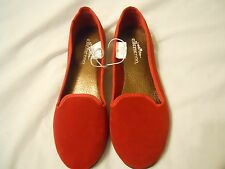 Ellemenno Women Shoes  Size 6 Red