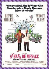 Carte postale Affiche de Film - SCÈNES DE MÉNAGE