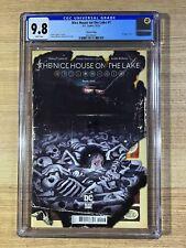 Nice House on the Lake #1 (2021 DC Comics) 3rd Print Variant CGC 9.8