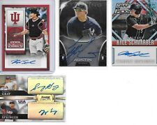 2013 BOWMAN STERLING TYLER AUSTIN RC AUTO ON CARD AUTOGRAPH YANKEES 1 CARD ONLY