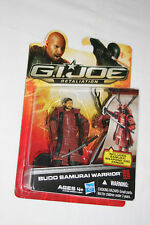 2013 Hasbro GI Joe Retaliation Budo Samurai Warrior