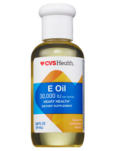 CVS Health Vitamin E Oil Drops 30000 IU, 2.5 OZ