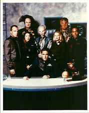 Babylon 5 Season 1 10x8 Cast Photo 1992 O'Hare Jurasik Katsalas Doyle Furlan