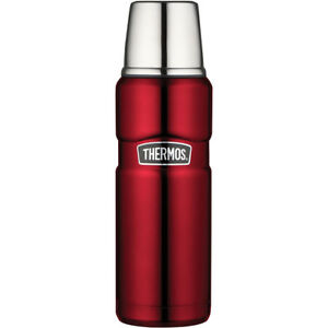 Thermos 16 oz. Stainless King Vacuum Insulated Stainless Steel Beverage Bottle