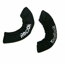 New Reebok ice hockey skate blade covers Junior Jr Black
