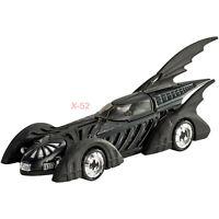 BATMAN FOREVER Hot Wheels Movie BATMOBILE 1:50 Val Kilmer toy car Opening Hood