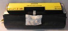 SAGEM Toner CTR 33 Black pour FAX 3316 3340 MF 3350 sans neuf dans sa boîte d