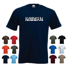 'My Other Car is a Nissan' Men's Funny Car Gift Birthday T-shirt