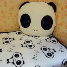 Panda Cushion Pillow Warm Blanket 2017 Brand New And Free Shipping