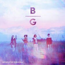 BROWN EYED GIRLS - BASIC (6th Album) CD +Photobooklet+Photopack