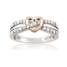 Ringe im Verlobung-Stil mit Diamanten