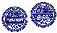 2 Falken Wild Peak Racing Decals Stickers Offroad Utv Ultra4 Overland Bitd Trail
