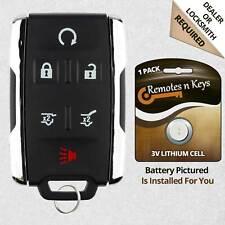 Car Key Fob Alarm for 2007 2008 2009 2010 2011 2012 2013 2014 Cadillac Escalade