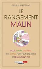 LE RANGEMENT MALIN - CAMILLE ANSEAUME