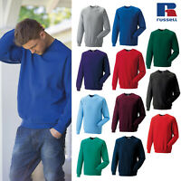 Russell Men's Classic Sweatshirt Pullover R-762M-0 - Long Sleeves Jumper Top