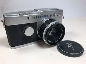 Olympus Pen FT camera with Auto-S 38mm f1.8 lens 80% condition