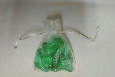 10 Green Mint Foot Bath Oil Beads