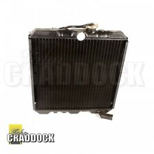 LAND ROVER SERIES 2A & 3  Radiator 4 Cylinder 1968 - 84 Heavy Duty 4 ROW 577609H