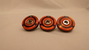 Cobra F7+ Orange Replacement Driver Weights 12 grams