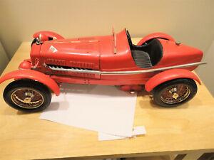 Vintage Pocher made in Italy model kit, Alfa Romeo 8-C 2300 Monza Race Car nice!