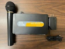Audio Technica Dr-2000 Series Digital Wireless System Microphone