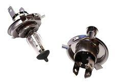 Headlight MASTER 96- Halogen bulbs RENAULT Dip/low Main/Hi Beam 12v H4 60/55w