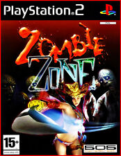 PS2 NEU/OVP ZOMBIE ZONE - MULTILINGUAL