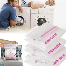 3pcs/set Laundry Mesh Net Washing Bag Clothes bra sox Lingerie Socks Underwear S