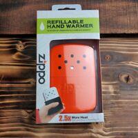 Zippo Blaze Orange 12 Hour Hand Warmer 40348