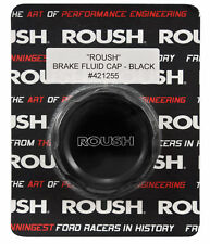 2005-2018 Mustang Roush RS3 Stage 3 Black Billet Brake Fluid Cap Cover
