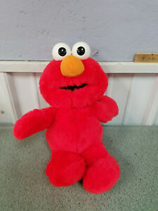 Vintage 1997 Tyco Tickle Me Elmo Red Talking