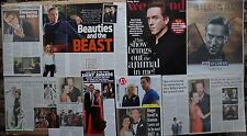 Damian Lewis - clippings/cuttings/articles pack